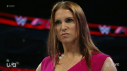 Evil Stephanie Death Stare