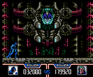 Joker (final boss of Batman return of joker for NES 2nd form)