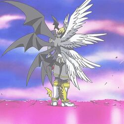 Wings of Lucemon