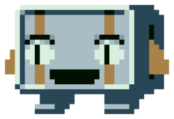 Cave Story Balrog Icon by Doctor Cool