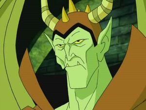 Goblin King (Scooby-Doo)