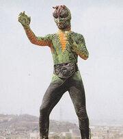 Grimreaper Chameleon Shocker Kaijin