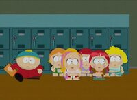 Cartman & the Stupid Spoiled Whores