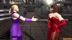 Tekken Hybrid Tekken Tag Tournament HD - Nina Williams ending - HD 1080p