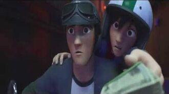 Big Hero 6 Clip -Tadashi To The Rescue-