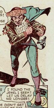 Matador (1940s) (Earth-616)