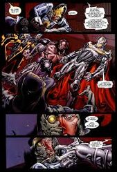 Ultron vs starlord