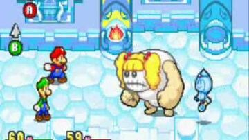 Mario & Luigi- Superstar Saga Boss Battle- Jojora & Guest