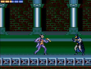 Joker (final boss of Adventures of Batman and Robin for sega game gear)