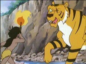 Mowgli vs. Shere Khan