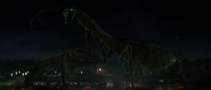 The Giant Praying Mantis