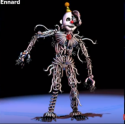 Ennard's full appearance