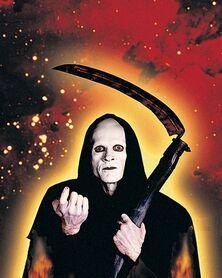 Death the Grim Reaper