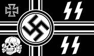 Nazi Totenkopf