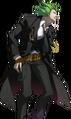 In Hazama's body, Defeated