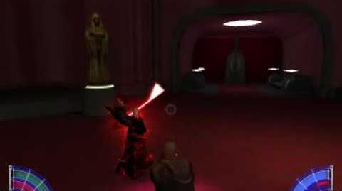 Mace Windu vs Palpatine in KotF