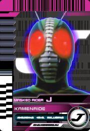 Kamen Ride J