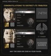 District 4 female 74
