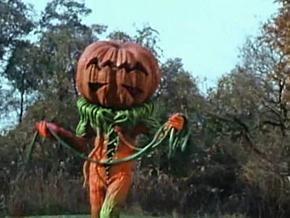 Pumpkin Rapper (Halloween)