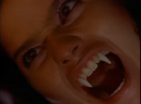 Vampire Woman Fangs