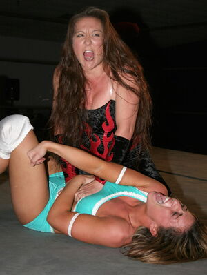 Evil Malia vs Serena Deeb