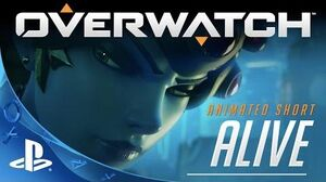 Overwatch - Alive Animated Short - PS4