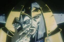 Unmasked Lord Hazanko