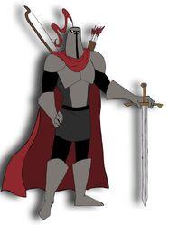 Armored Prince Sorron