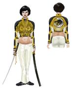 Female Ronin Concept