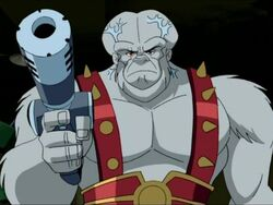 Ultrahumanite DCAU