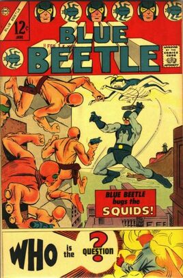Blue Beetle (Charlton) Vol 4 1