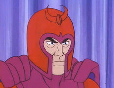 Magneto (Super Friends)
