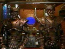 Piranhatron Warriors