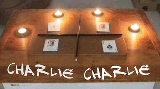 The True Charlie Charlie Pencil Game.