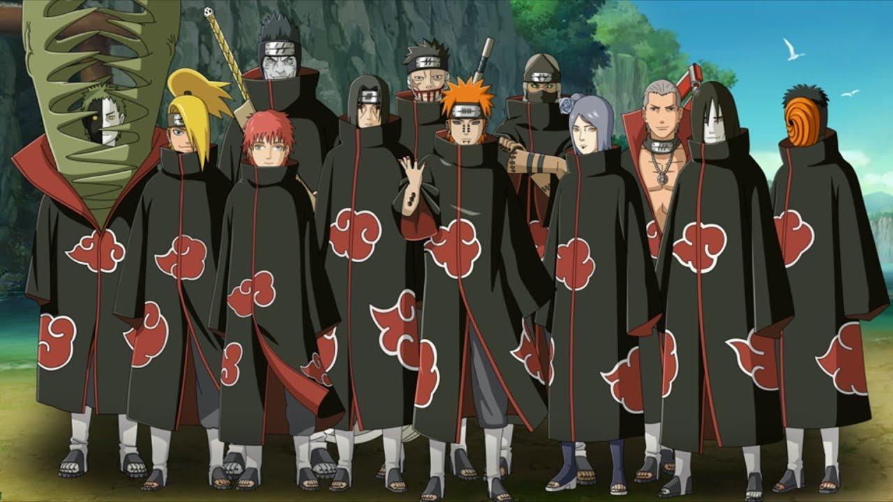 Akatsuki | Villains Wiki | Fandom powered by Wikia