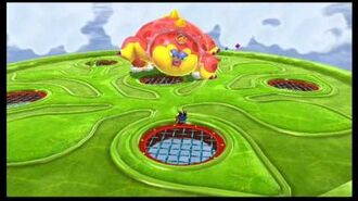 Super Mario Galaxy 2 Boss 10 - Glamdozer