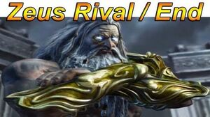Playstation Allstars Battle Royale Cutscenes 'Zeus Rival' Intro, & Ending Cutscenes【HD】