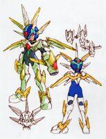 Armored Copy X