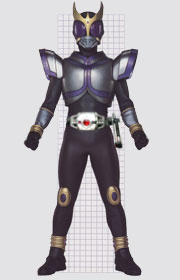 KRD-Decade Kuuga Titan