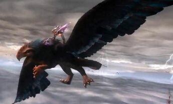 Dark Rider's Dark Griffin