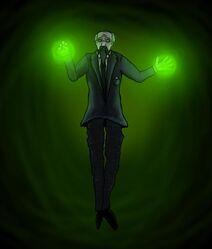 Ghostly Ivo Shandor