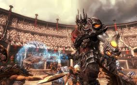 Overlord arena