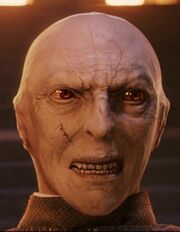 Voldemort in Movie 1