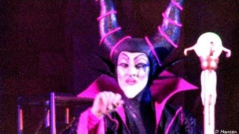 ♥♥ The New Disney Villain Dance Mix & Mingle Halloween Show (in HD)