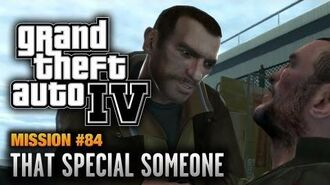 GTA 4 - Mission -84 - That Special Someone (1080p)