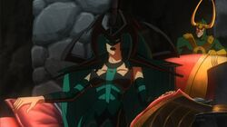 Hela & Loki