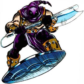 Headsman (Marvel)