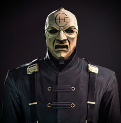 Overseer mask render