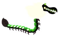 Centipeetle Mother Big