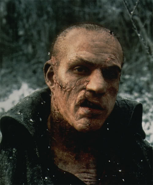 the true villian in frankenstein In mary shelley's 'frankenstein' where dr victor frankenstein creates a creature from the parts of various corpses and gives it live, the matter of love becomes a central element and this love is what clearly distinguishes the human from the true monster.